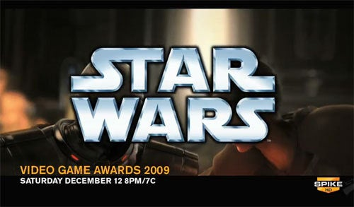 New Star Wars Game To Be Outed At VGAs