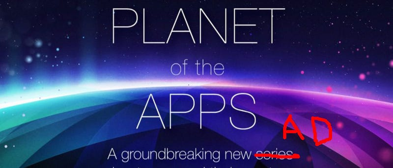 Apple's First TV Show Is Called 'Planet of the Apps'