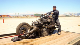 The <i>Mythbusters</i> Made The Scariest Motorcycle Ever Out Of A Citroën 2CV