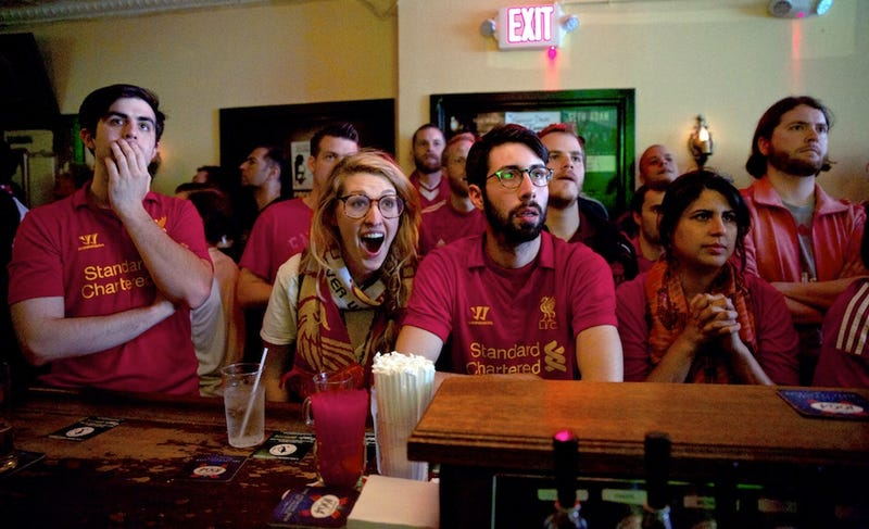 Urbane New Yorkers Now Ruining the Sport of Soccer—Ahem—Football