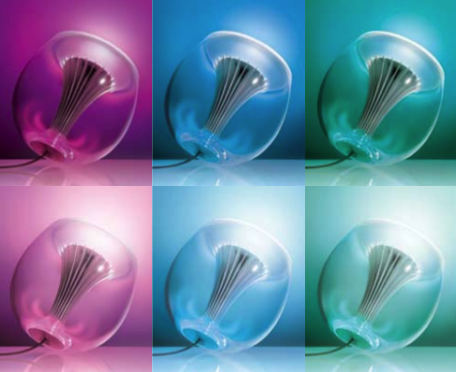 The Philips LivingColors Lamp Video Review (Verdict: Million-Color Light Kicks Ass)
