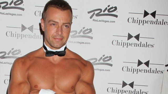 Joey Lawrence Is Performing With Chippendales Now