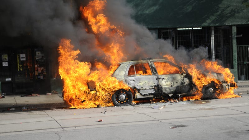 Al-Qaida Can't Hijack Planes So They Want To Torch Your Car Instead