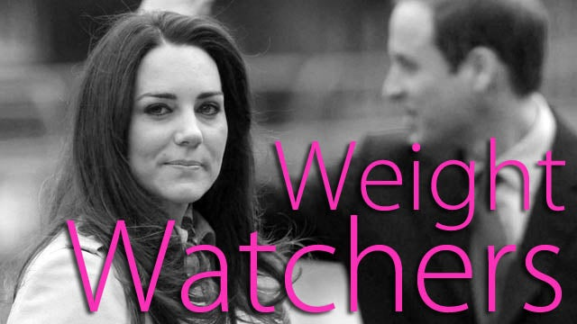 Kate Middleton's Weight Prompts Absurdist Speculation
