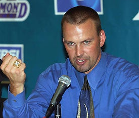 Mark Grace Likes Sex Too Much To Take Steroids