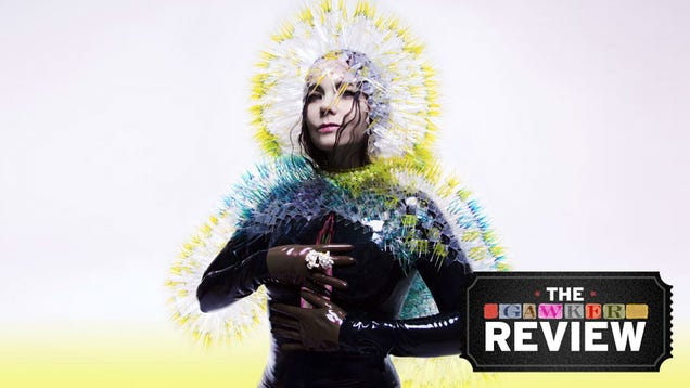 Both Sides Never: The Partial Narrative of Björk's Breakup Album