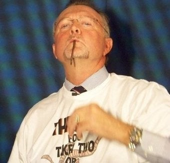 Yeah, Bert Blyleven Ate Those Worms