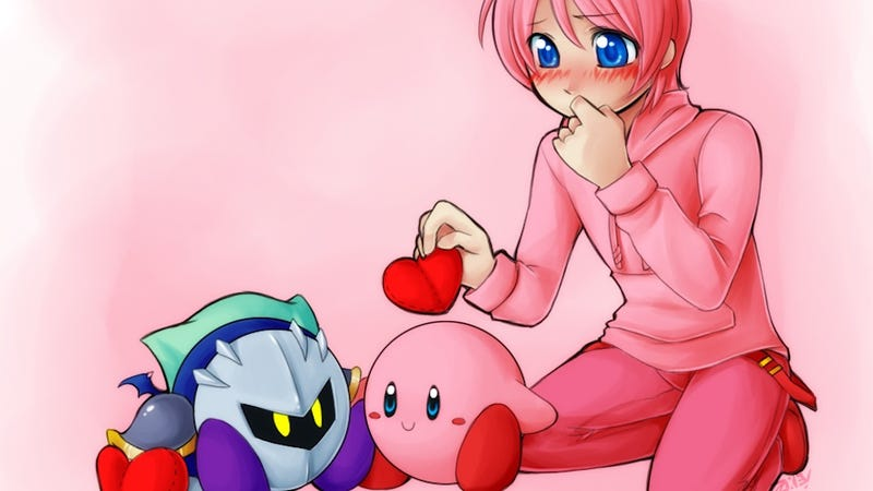 In Celebration of Kirby's 20th Birthday: Fan Art!