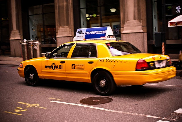 Study: Taxis Won't Go to Your Neighborhood