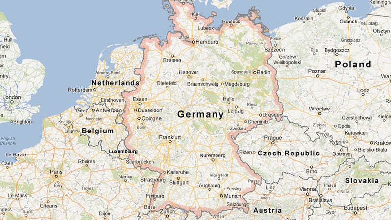 "German Court ""Inclined"" to Ban Google Maps"