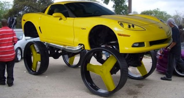 Ugly Rims Contest Post Your Ugly Ass Rims Cars