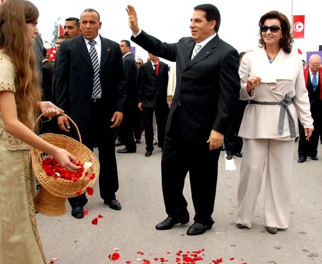Tunisia Issues Arrest Warrant for Ex-Dictator