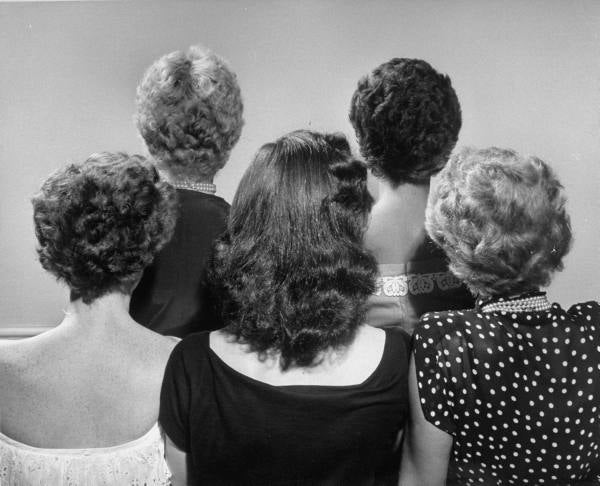 The Way We Were: Life Magazine Photos Of Women In The 1940s