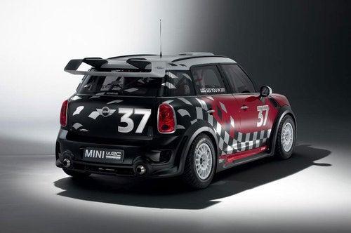 Mini WRC: First Photos