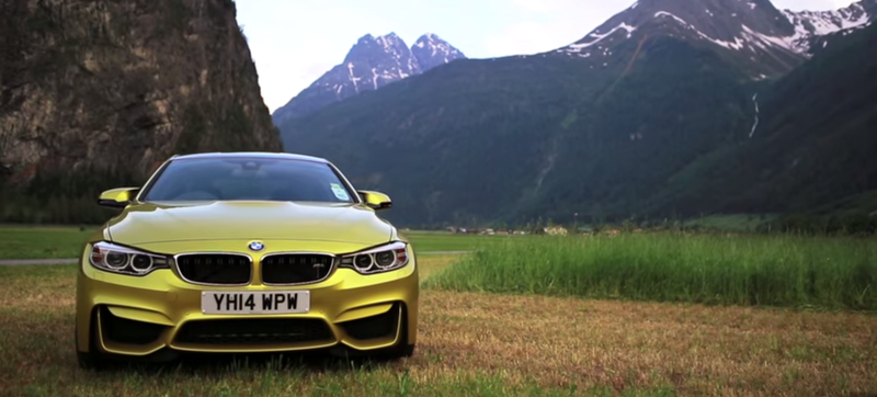 But Is The 2015 BMW M4 Any Good?