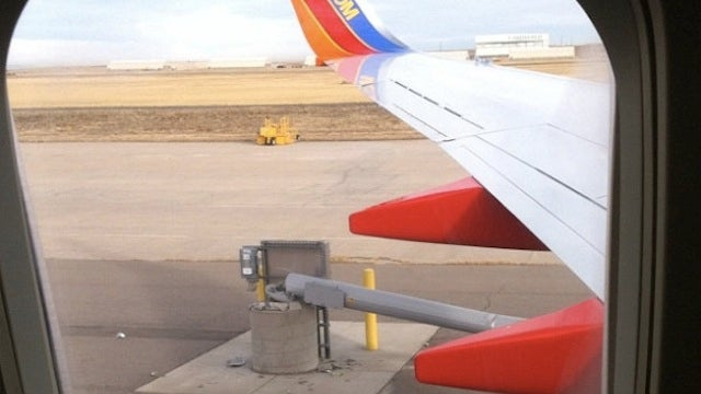 How Does a Plane Crash Into a Light Pole?