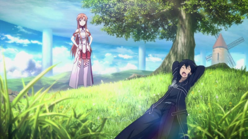 Sword Art Online Is the Smartest Anime I've Seen in Years (And It's Only Half-Done)