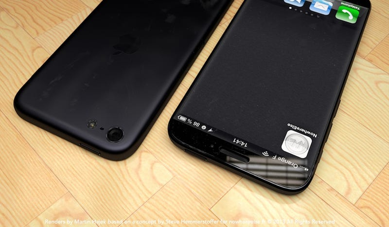 A Giant iPhone Will Look Stunning
