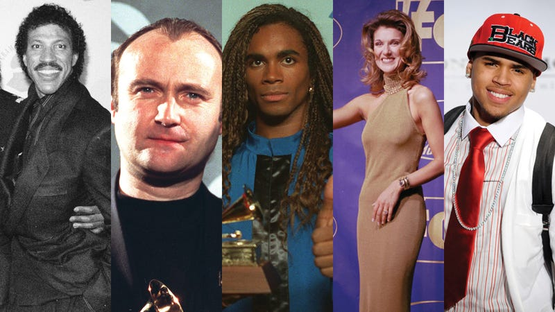 The Grammy Awards' Dumbest Decisions of the Past 30 Years