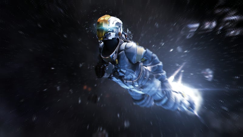 The Void Between Worlds Still Looks Like a Scary Place in Dead Space 3