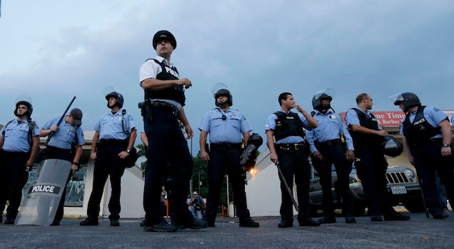 Justice Department to Launch Civil Rights Investigation of Ferguson PD