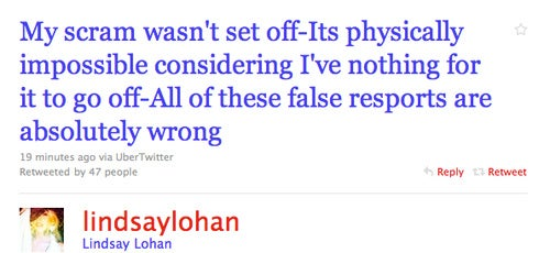 Did Lindsay Lohan's Alcohol-Monitoring Bracelet Go Off?