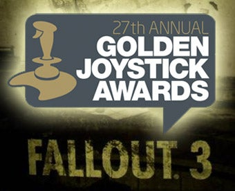 Fallout 3 Wins The Golden Joysticks