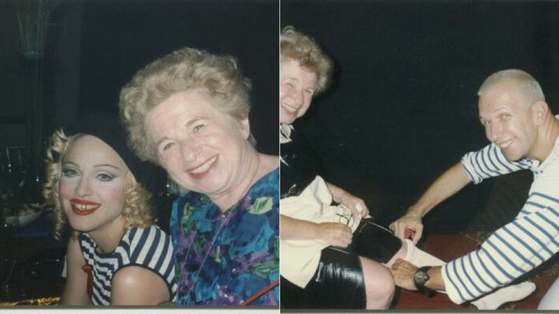 Dr. Ruth Reminisces About A Very Cool Party We Wish We Were At Now