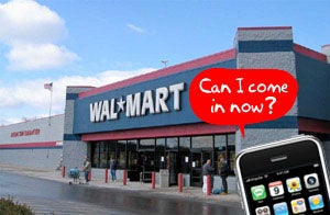 Confirmed: iPhone Coming to Walmart By the End of December, Regularly Priced