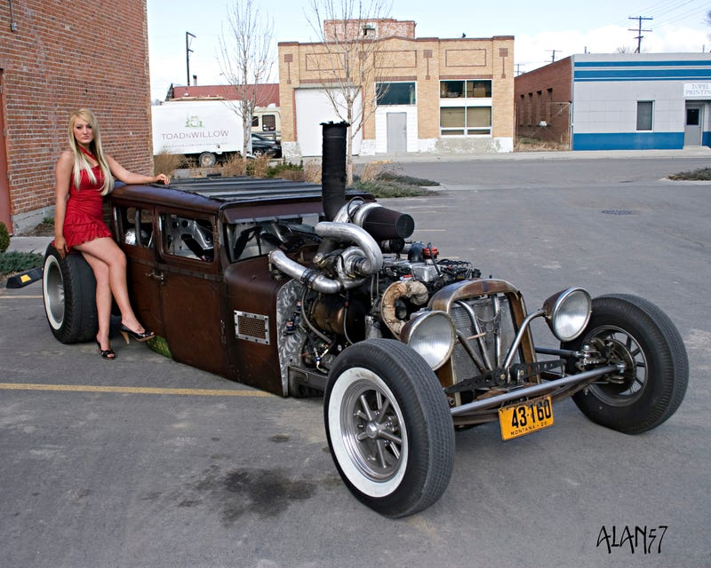 You know what grinds my gears: Rat Rod Edition