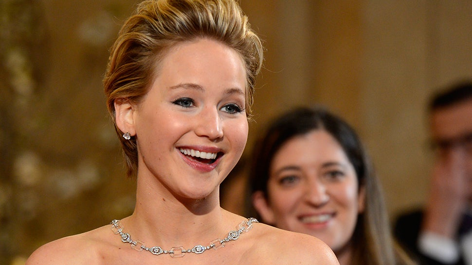 Jennifer Lawrence Knows You Think She Faked Her Oscars Fall