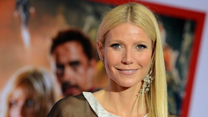 "Gwyneth Paltrow ""Hijacked"" a Charity Book Event in the Hamptons"