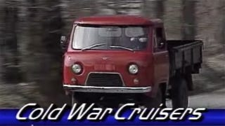 Of Course You Want To Watch John Davis Review Some Soviet 4x4s