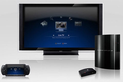 Sony Europe Releases PlayTV PVR for PlayStation 3
