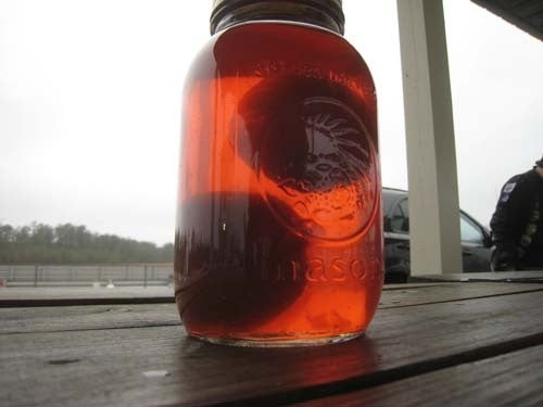 What Would Southern Racing Be Without Moonshine?