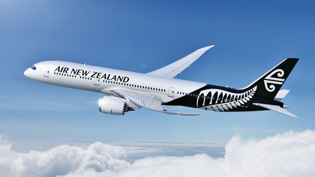 Air New Zealand's Newest Livery Is Absolutely Gorgeous