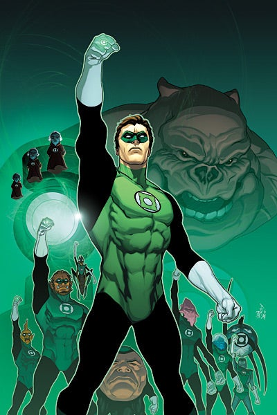 How Geoff Johns Changed Green Lantern Forever