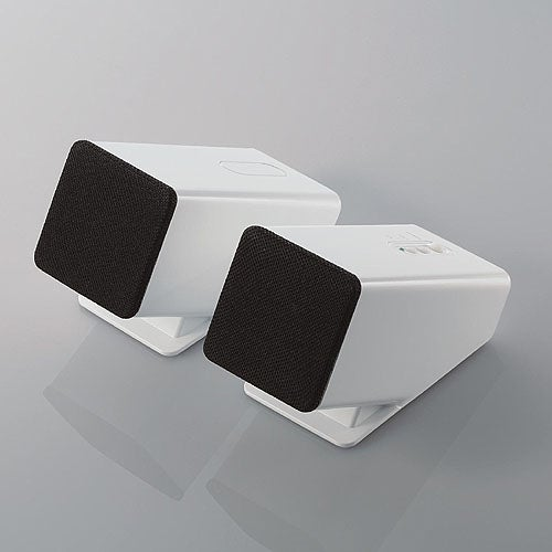 Elecom ASP-S750 Speakers Have a Look That Jumps Out At You
