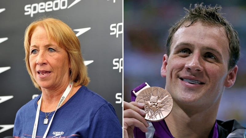 Ryan Lochte's Mom Retracts Statement about Her Son's One-Night Stands, Is Officially a Terrible Wingman