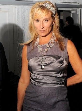 Real Housewife of New York Sonja Morgan Files for Bankruptcy