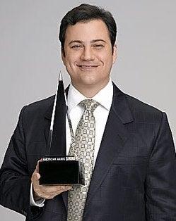 Jimmy Kimmel Reports Back For Awards Duty