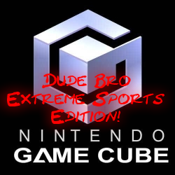 Stuck On A (Game)Cube: Dude Bro Extreme Sports Edition!