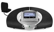 Altec Lansing XM Radio Cradle Speaker