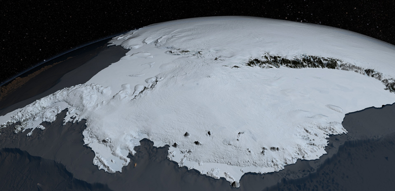 This is What Will Happen to Antarctica in 100 Years