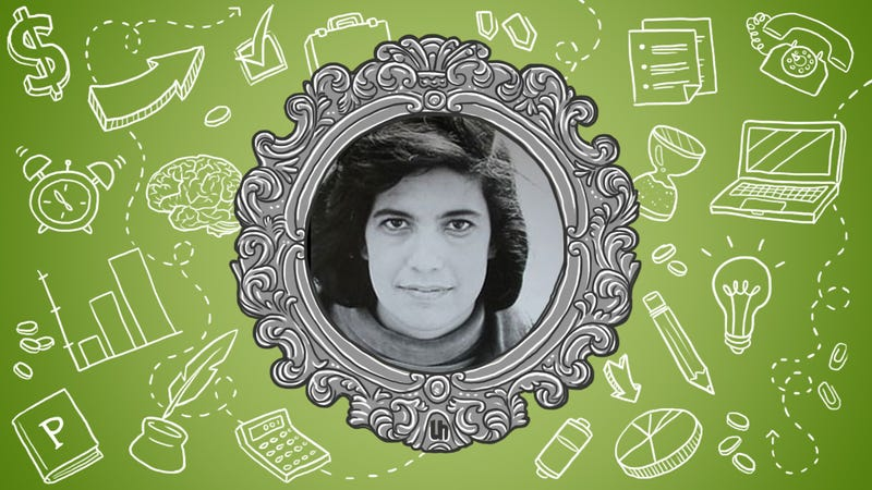 Susan Sontag's Best Productivity Tricks