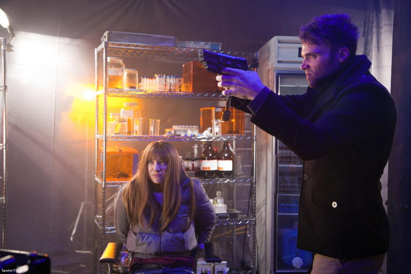 "Fringe ""Immortality"" photos"