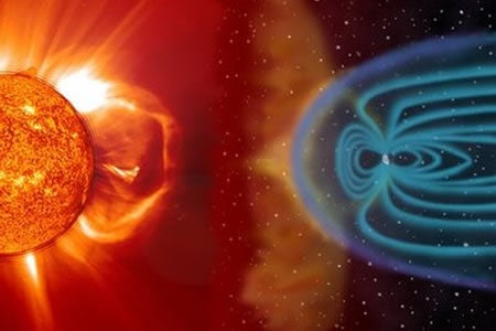 Is Earth's Magnetic Shield Slowly Suffocating Us?