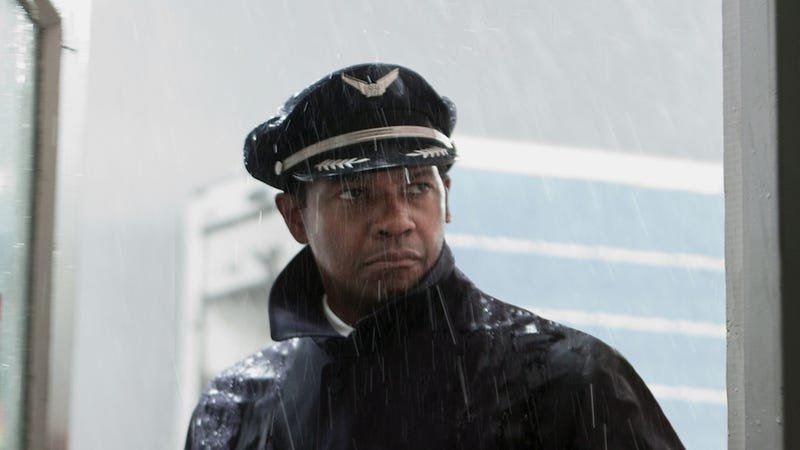 Anheuser-Busch Isn't Thrilled That Denzel Washington's Functional Alcoholic Character in Flight Drinks So Much Budweiser