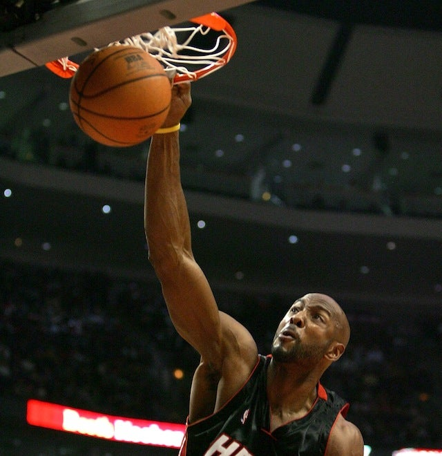 Listen To The Evolution Of Rappers Referencing Alonzo Mourning