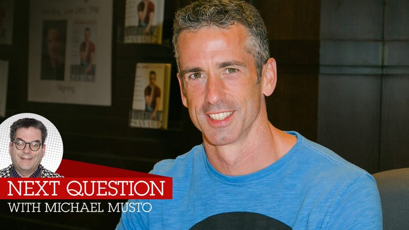 "Dan Savage on Bill O'Reilly, Transphobia and Being ""Monogamish"""